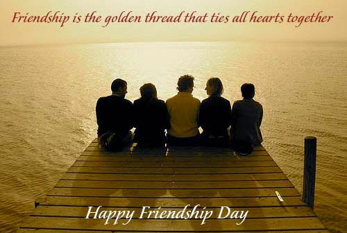 Happy Friendship Day Images 2014