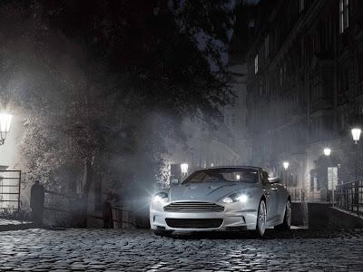 Aston Martin DBS Standard Resolution Wallpaper 6