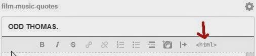html mode on tumblr