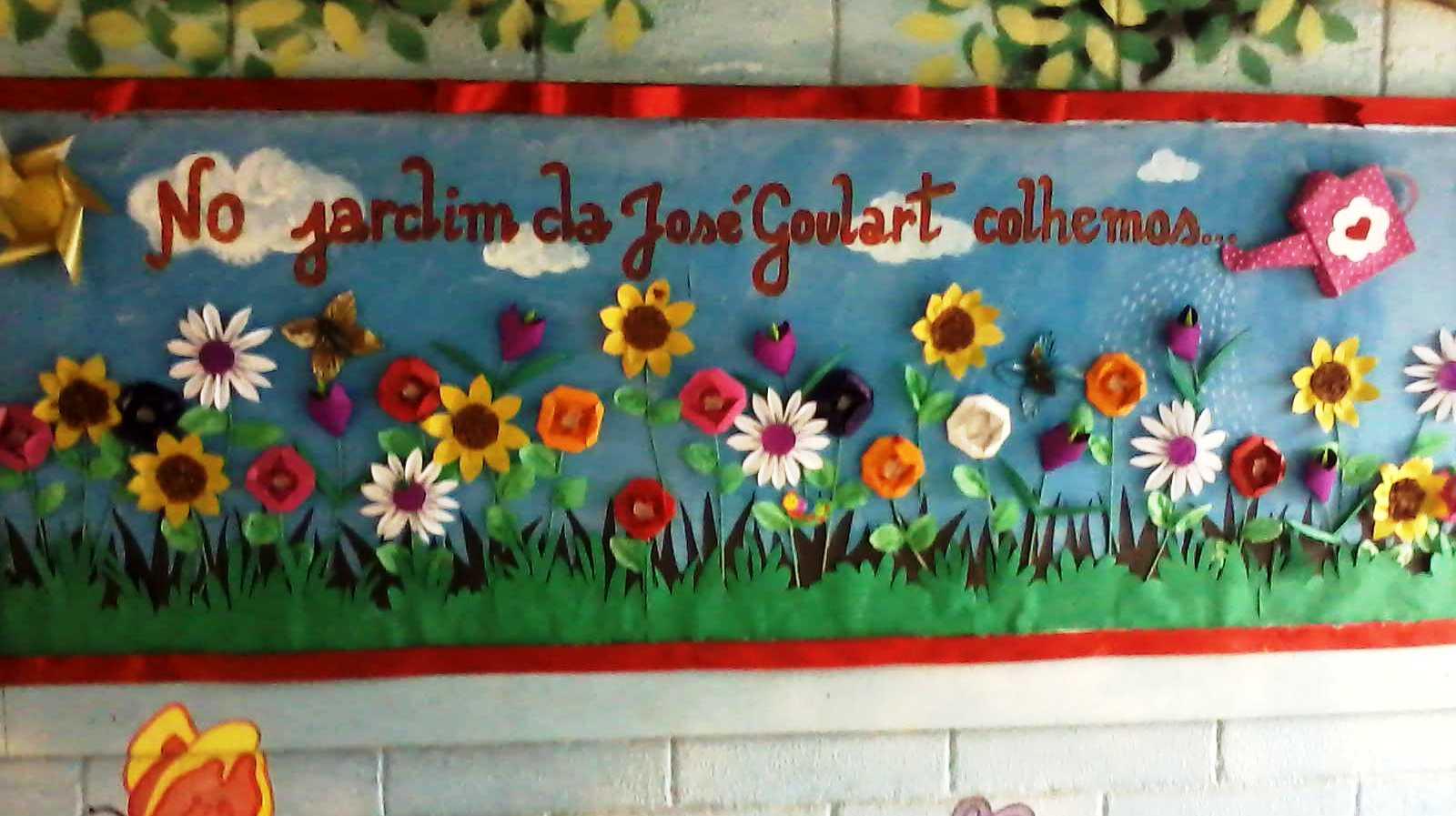 Creche Municipal José Goulart Agosto 2012