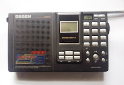 My portable receiver Degen-1121