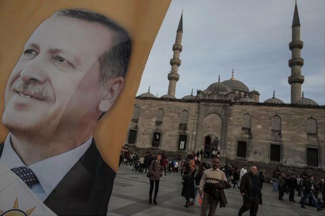 Ο Ερντογάν σώζει (άθελά του)… την Ελλάδα