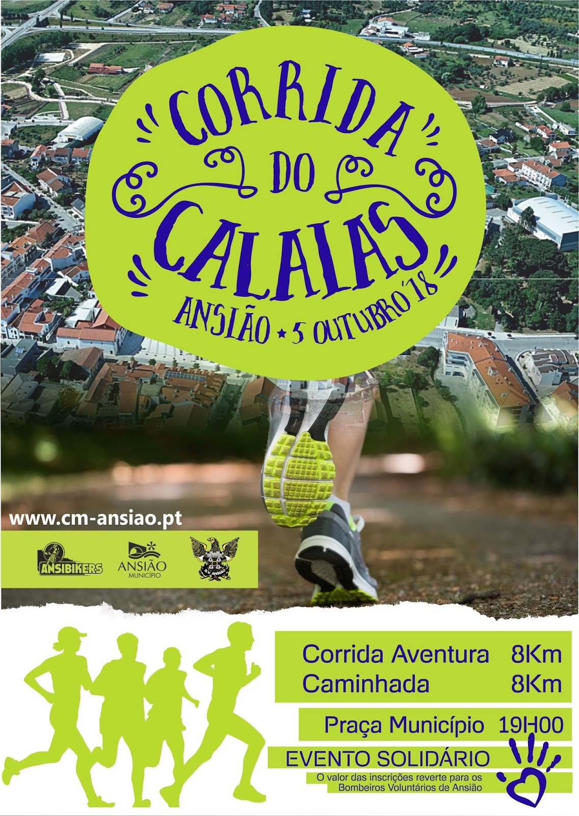 3ª Corrida do Calaias - 5OUT2018