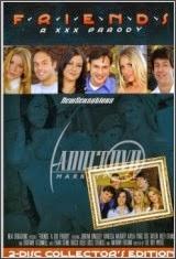 Ver Friends parodia X (2009) Gratis Online
