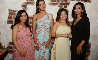 Manasvi Mamgai Stills at Nisha Sainani Mrinalini Collection Launch 6.jpg
