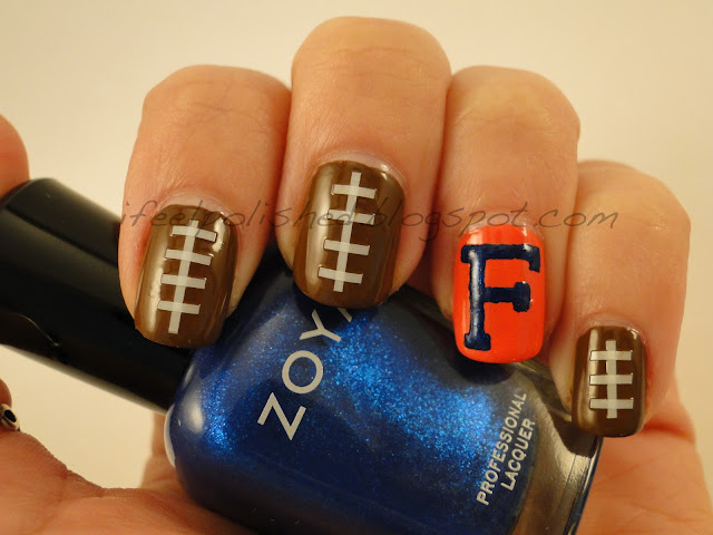 University of Florida nails