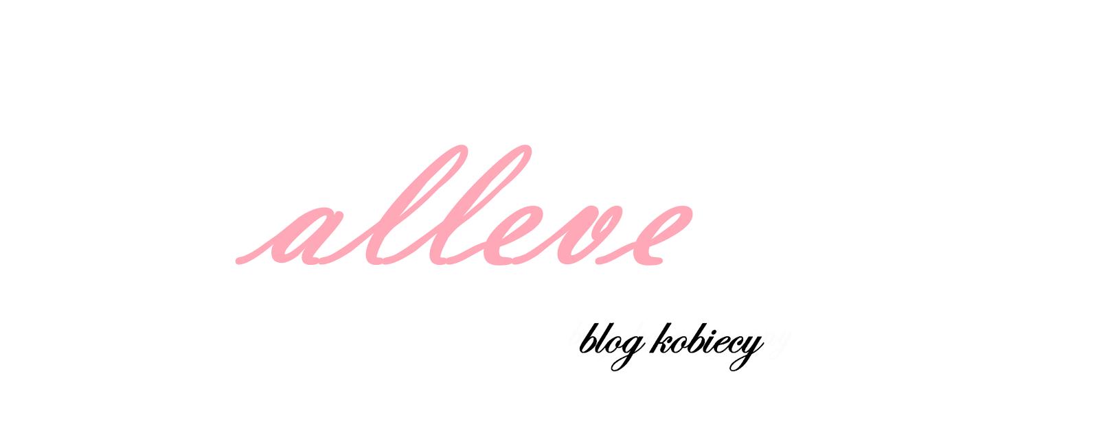 alleve - blog o kosmetykach