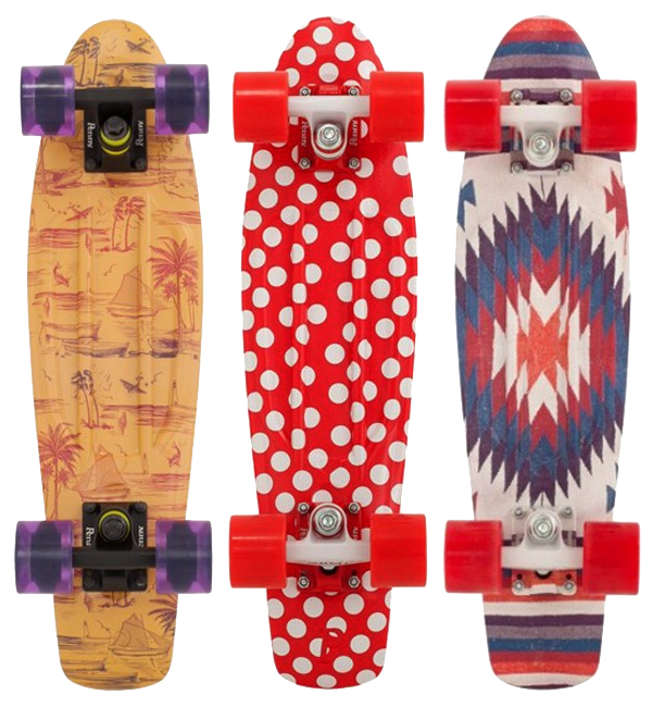 Penny Holiday Skateboards