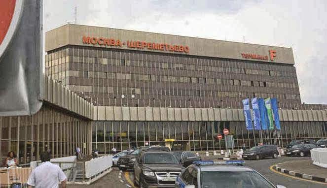 bandara moskow