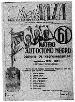 Partido Autócno Negro / Uruguai
