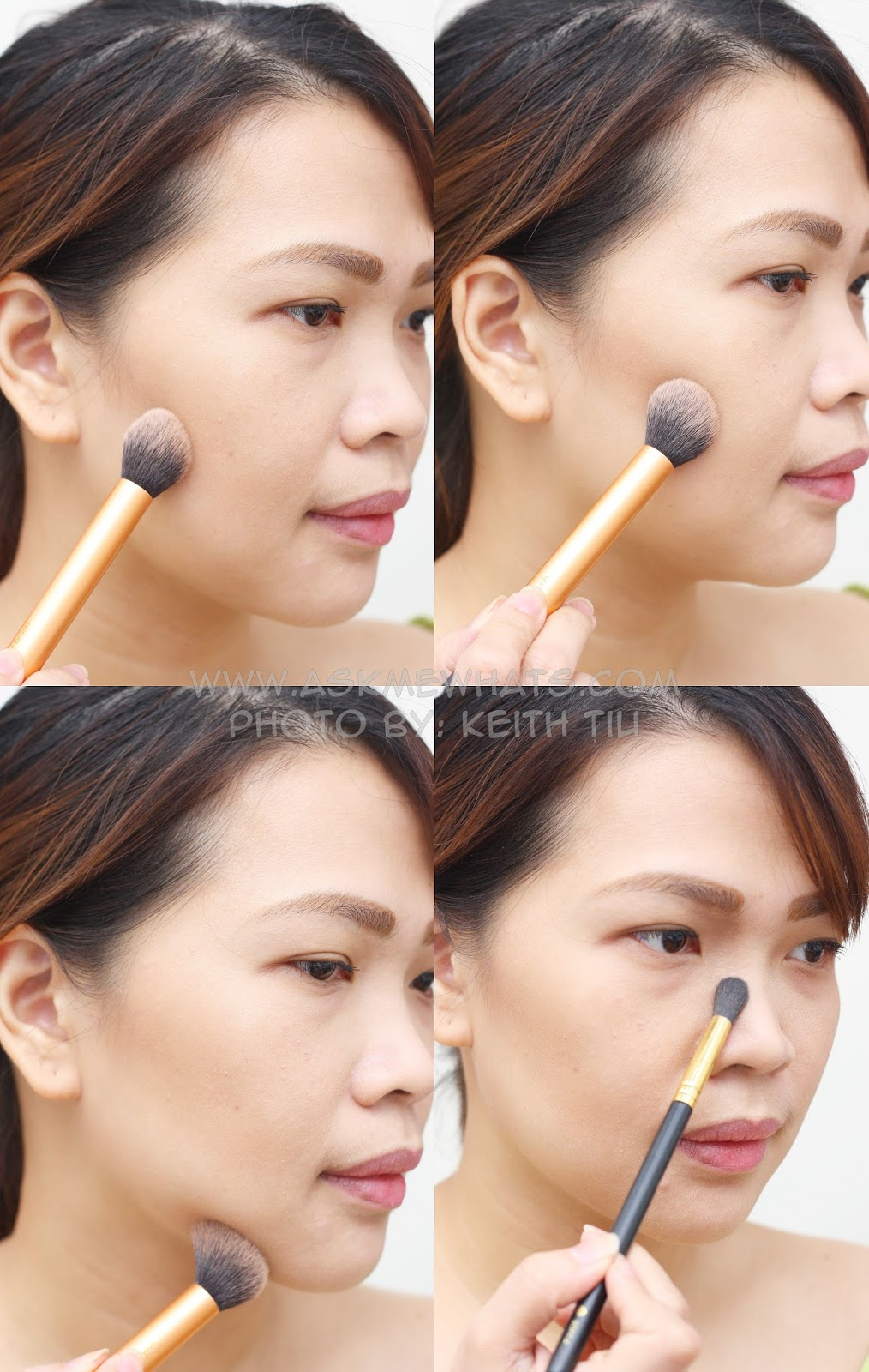 Keep In Mind To Contour Areas Of Your Face That You Want To