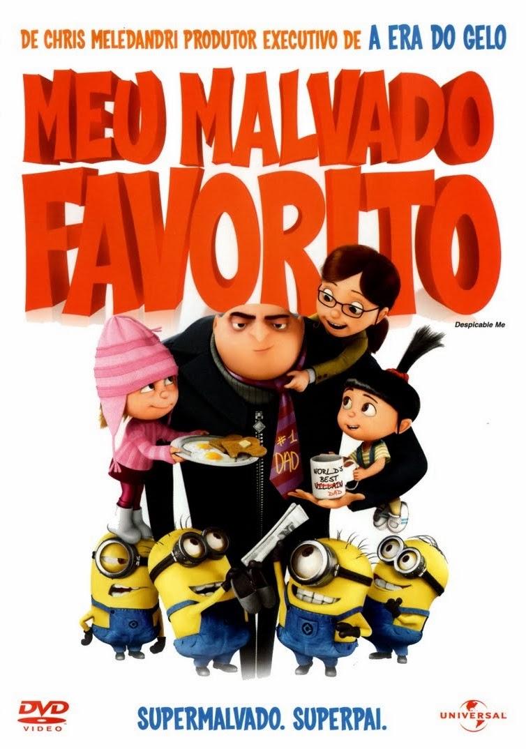 Meu Malvado Favorito – Legendado (2010)