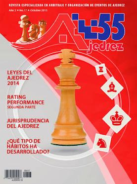 Revista Ajedrez-55 (Dar clic a la imagen)