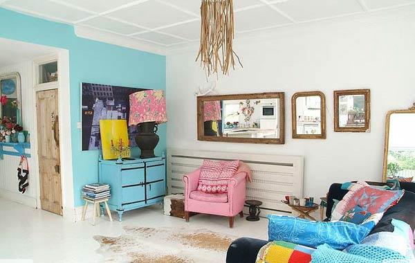 Bienestar y hogar decoraci n vintage - Casas con encanto decoracion ...