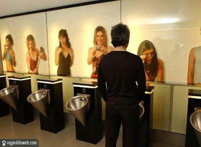 Images drôles et insolites catégorie Art - Toilette v1