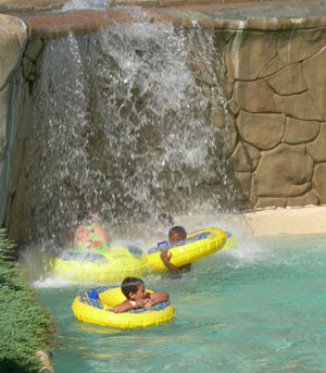 lazy river 2006 Whales Tale Water Park: