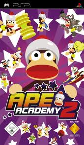 Download - Ape Escape Academy 2 - PSP - ISO