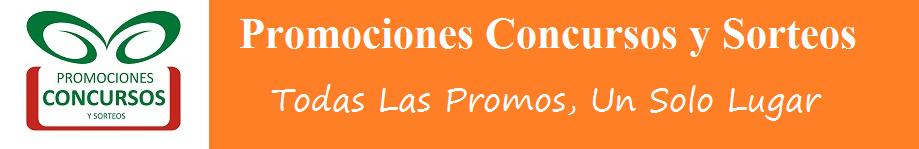 PROMOCIONES CONCURSOS Y SORTEOS