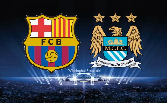 pronostico-barcellona-manchester-city-champions-league