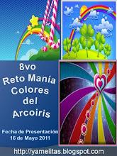 8vo. Retomania LOS COLORES DEL ARCO IRIS