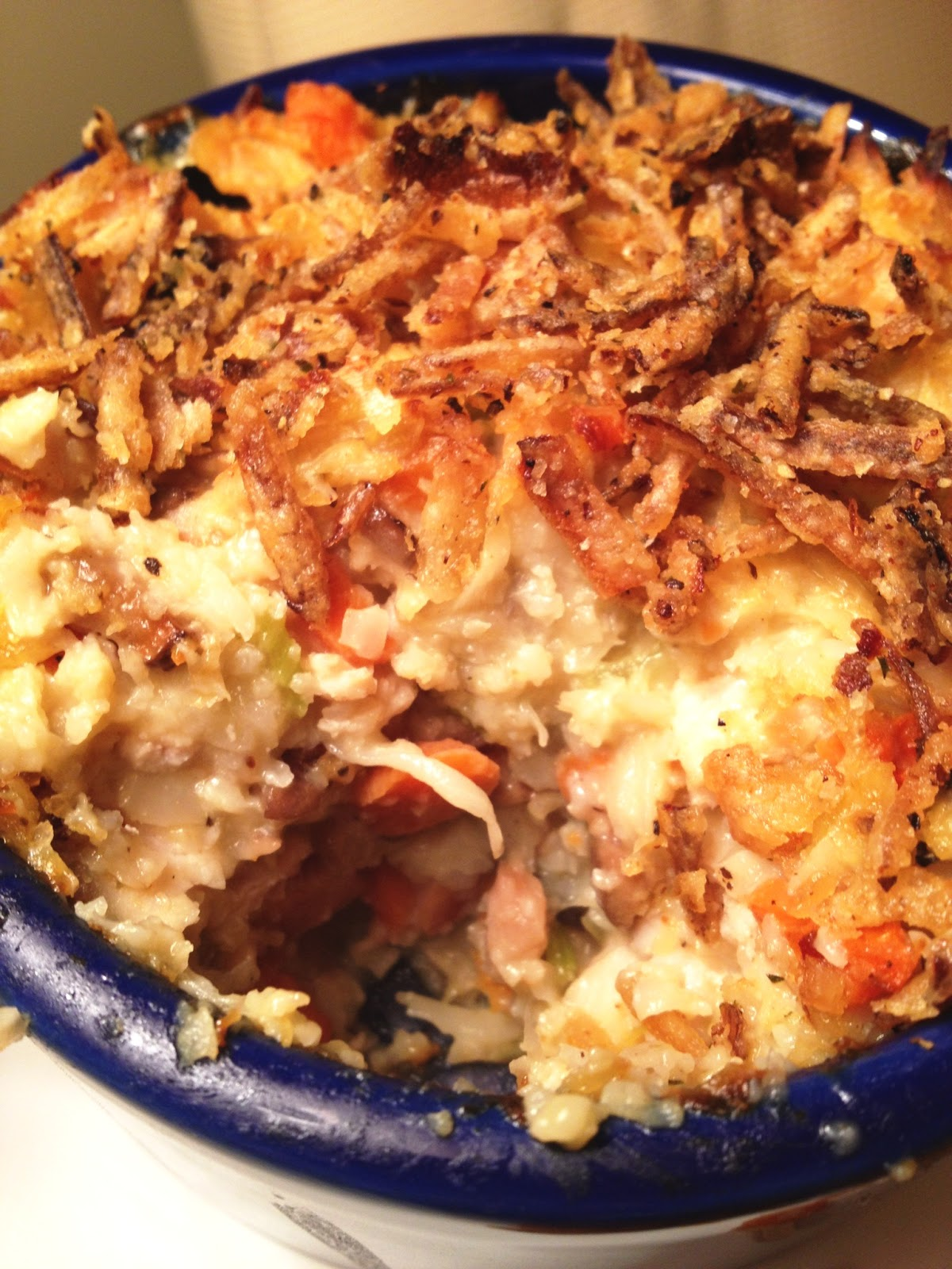 Crispy Rice And Turkey Casserole Recipes — Dishmaps