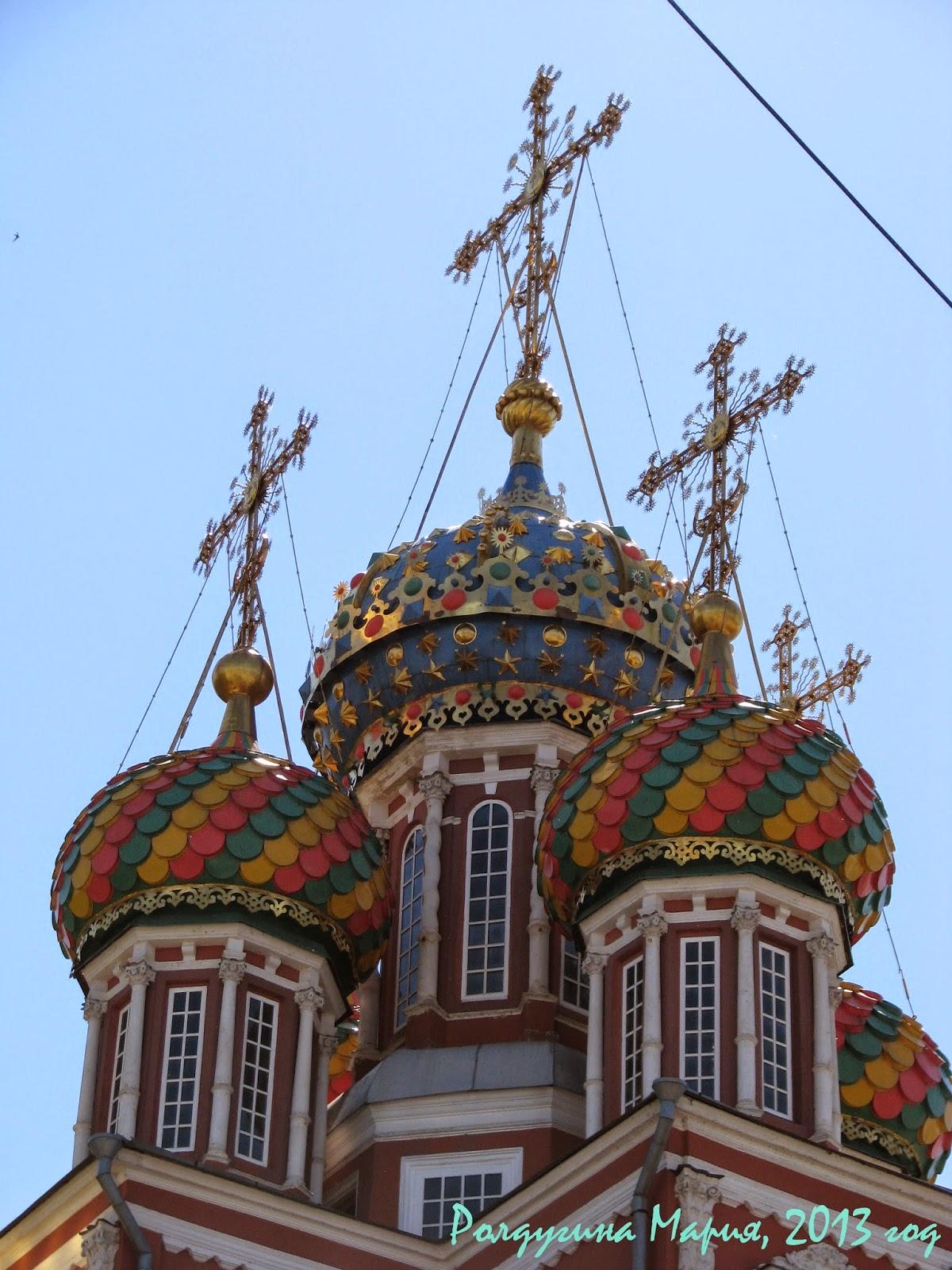Нижний Новгород Собор Пресвятой Богородицы