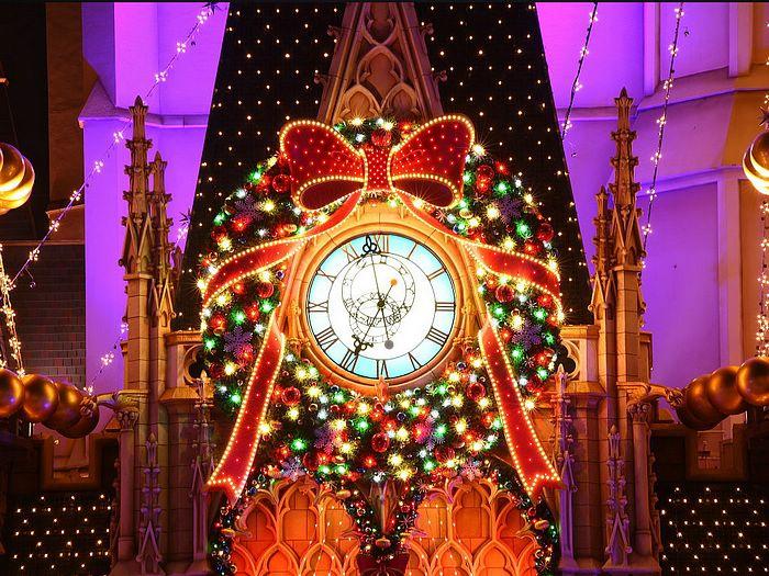 Christmas Fantasy Of Tokyo Disneyland