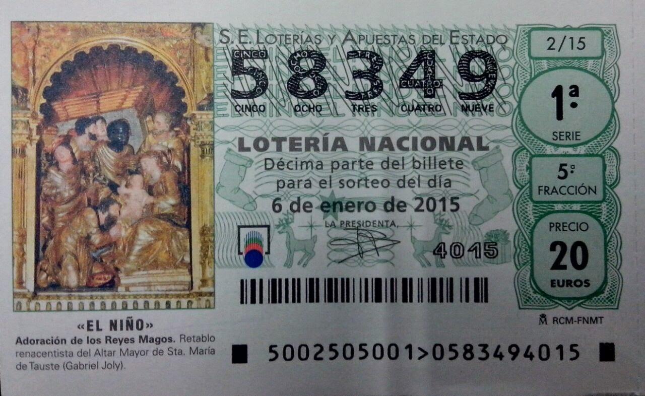 Lotería El Niño