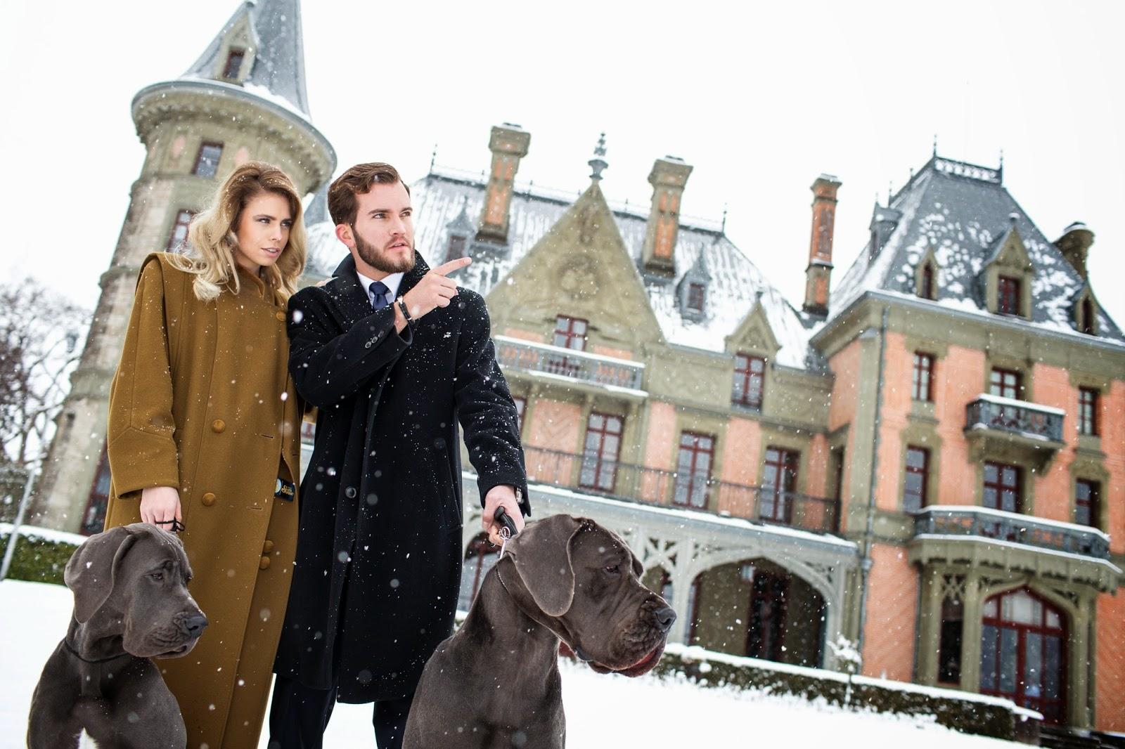 Mode Zürich Winter