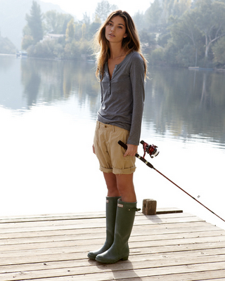hunter boots, wellies