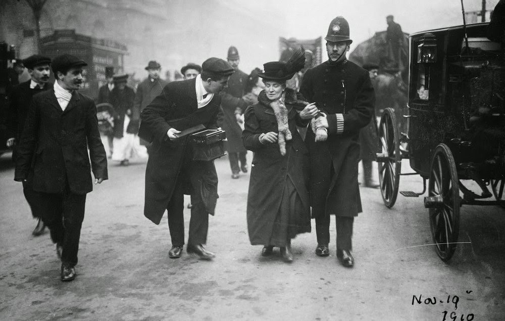 How to be a suffragette in the 21st century