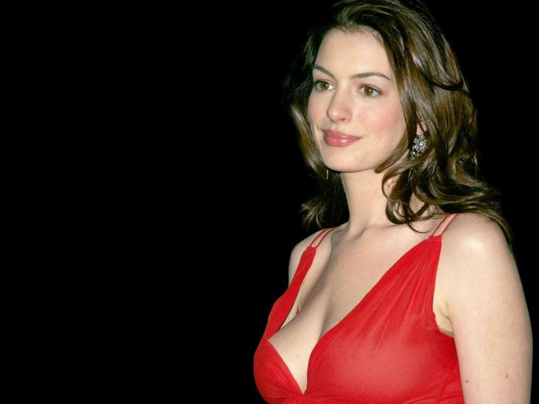 Hot Stars Celebrity Pictures Anne Hathaway Hot