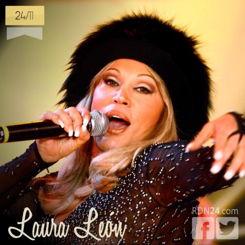 24 de noviembre | Laura León - @Lauraleonmx | Info + vídeos