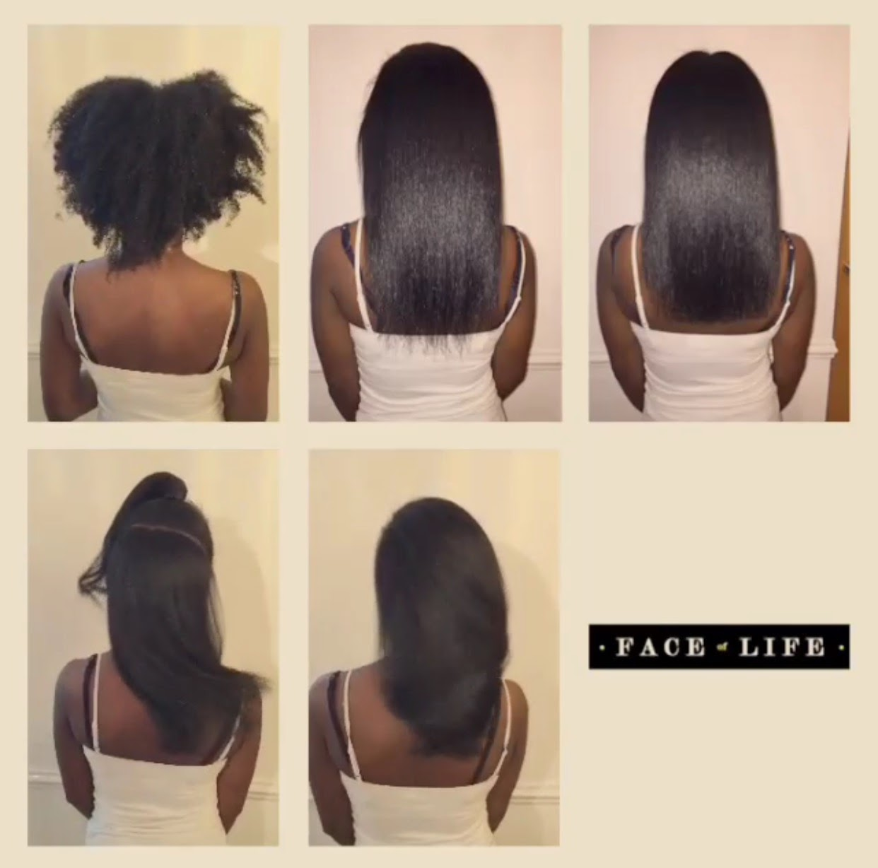 Silk Press Treatment How Good Is It For Natural Hair