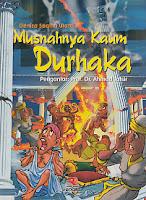 toko buku rahma: buku MUSNAHNYA KAUM DURHAKA, pengarang denisa saqina utami, penerbit rosda