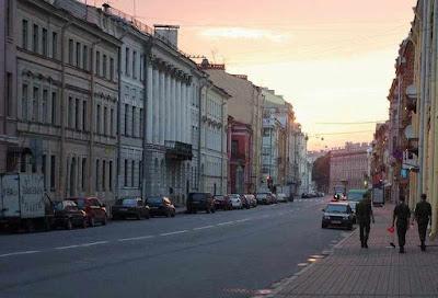 St. Petersburg (2011), Foto: Marco Krause