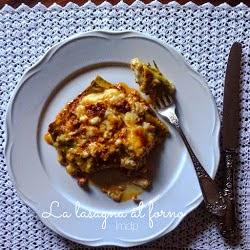 La sfida del mese di ottobre: la lasagna.