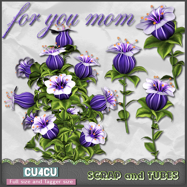 Bell Flowers for Mom (FS/TS/CU4CU) .Bell+Flowers+for+Mom_Preview_S+and+T