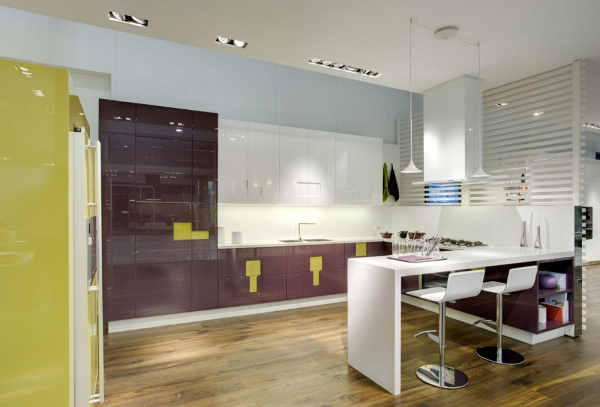 decoracao cozinha minimalista : S? ARQUITETURA E PLANEJAMENTO: Decora??o: Cozinha minimalista