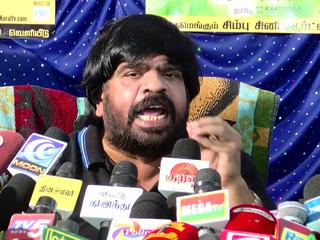 A Team Of People Working Against My Son Simbu – T.Rajendar On Vaalu Movie Release Issue