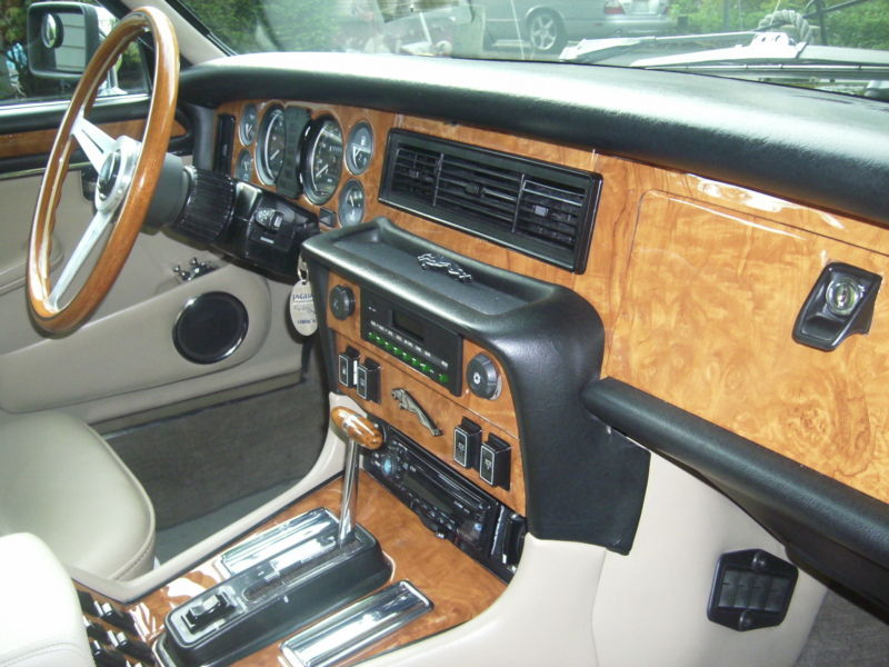 Classic Cars Of The 1980 39 S 1986 Jaguar Xj6 Van Dem Plas
