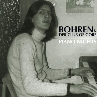 The 10 Worst Album Cover Artworks of 2014: 07. Bohren & der Club of Gore - Piano Nights