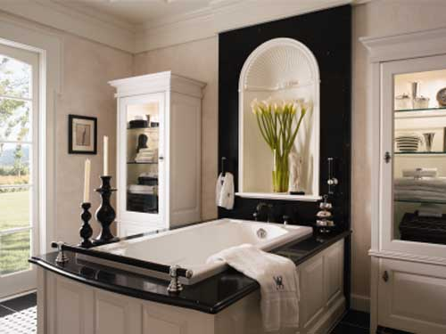 Bathroom Decorating Design | Back 2 Home