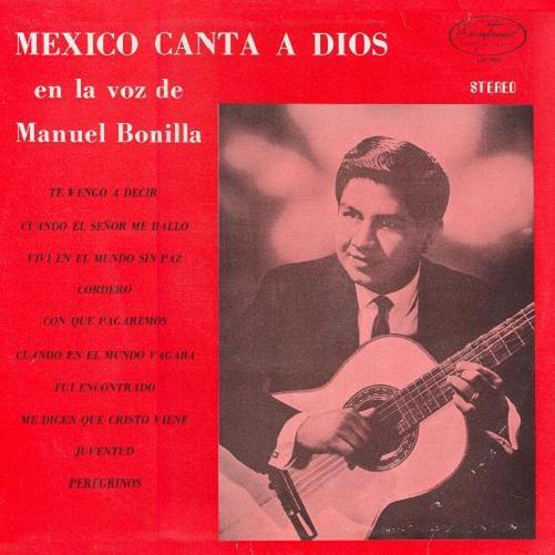 Manuel bonilla musica cristiana - Canciones cristianas infantiles manuel bonilla ...