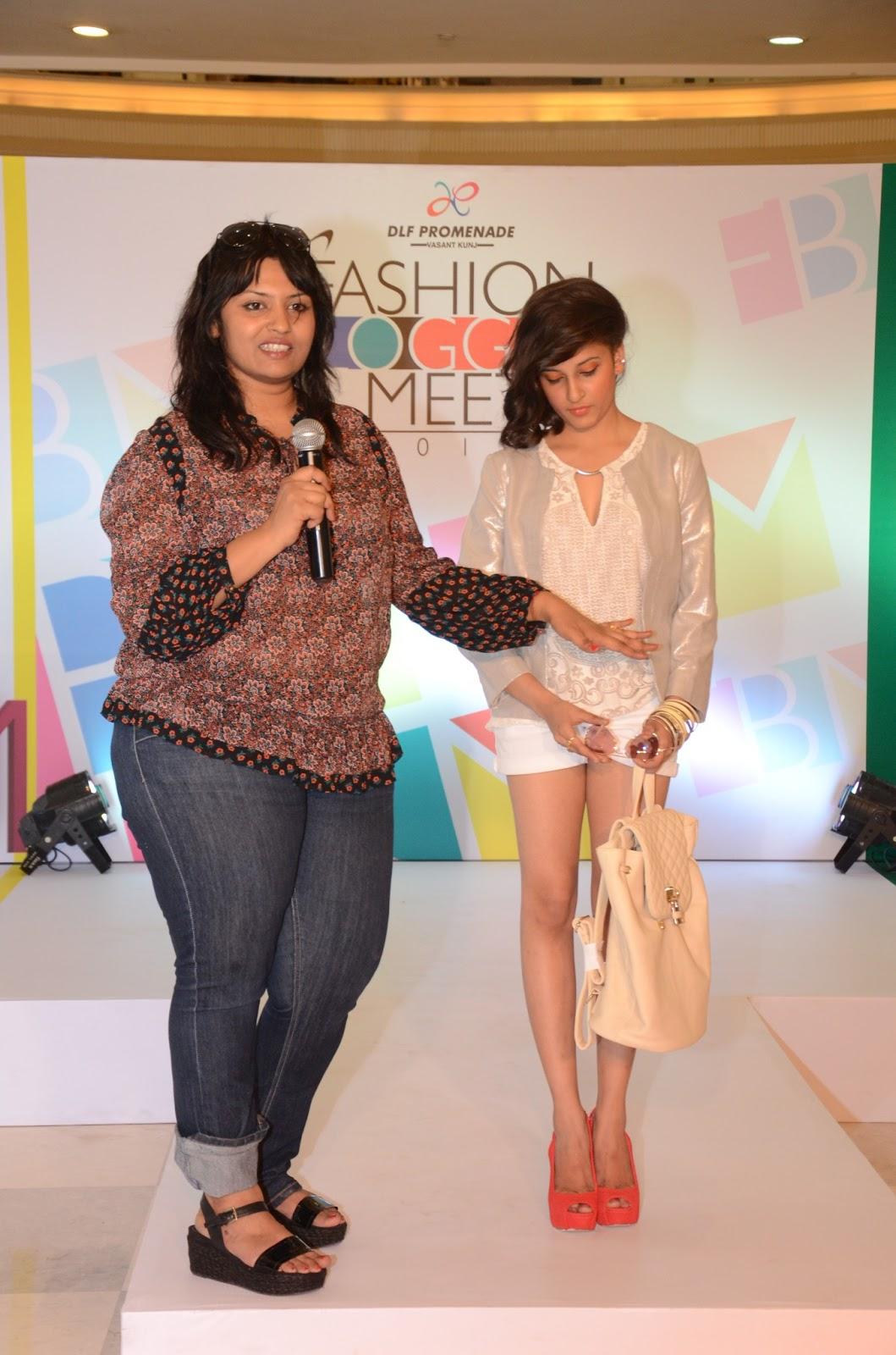 Fashion Bloggers Meet 2013 Dlf Promenade Delhi Delhi Style Blog