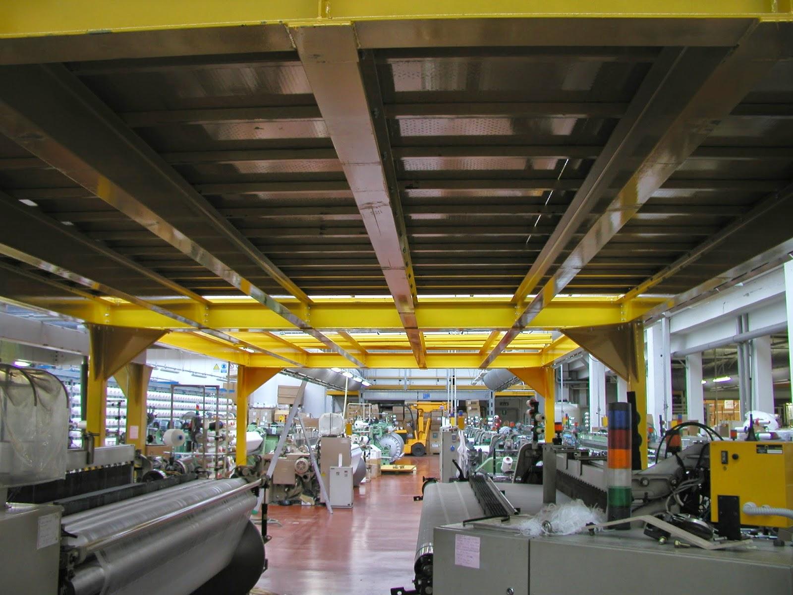 Soppalchi industriali per magazzino soppalchi nuovi e for Prezzo del ferro vecchio al kg