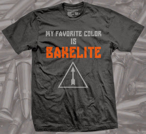 bakelite firearm shirt