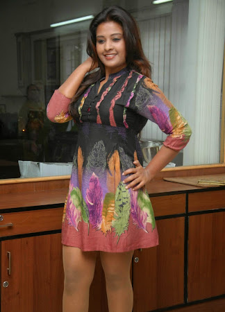 Sowjanya photo gallery at gorukana film audio release