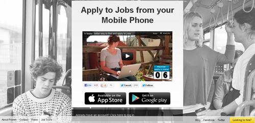 encuentra trabajo con Proven - www.dominioblogger.com