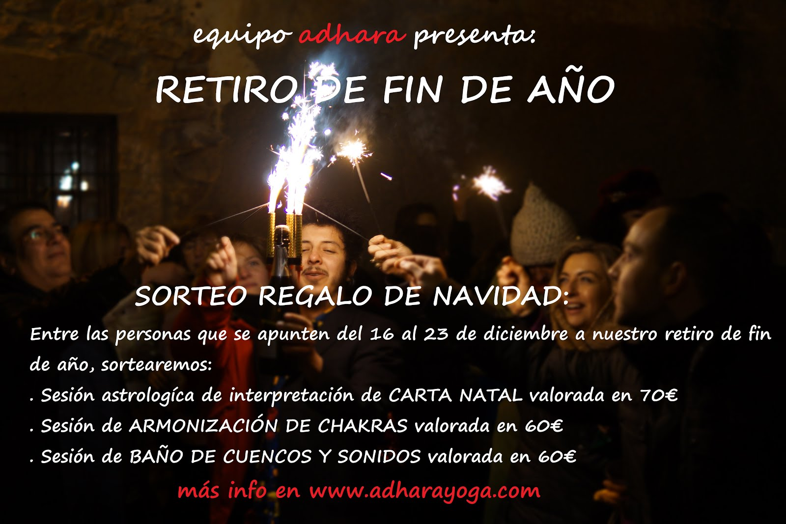 SORTEO REGALO DE NAVIDAD